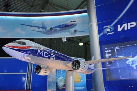 самолёт мс-21 фото