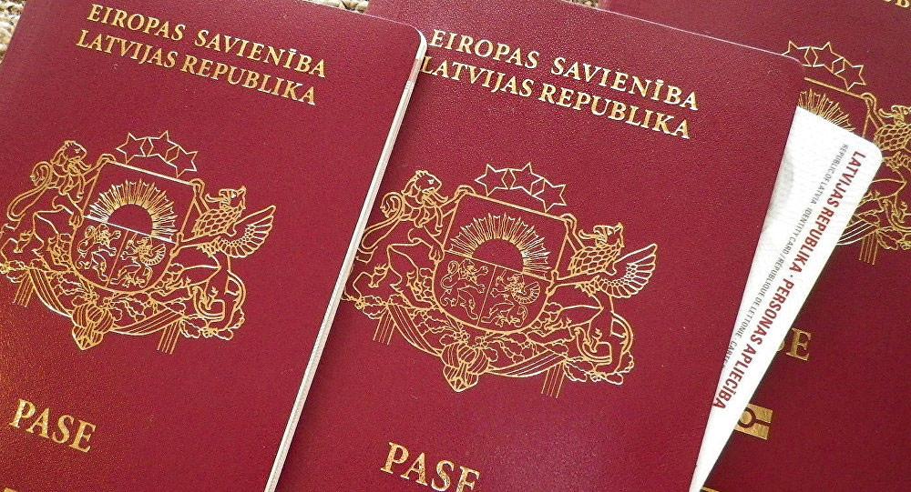 Как получить гражданство латвии если мать латышка