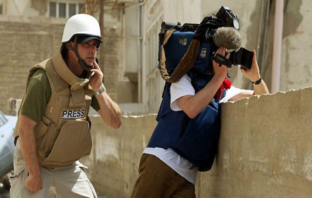 специфика работы военного фото журналиста технология стала основой