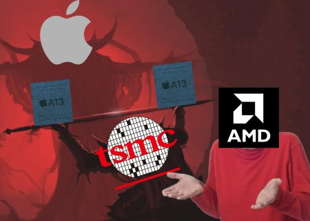 Все против AMD: Apple помешала выпуску новых процессоров Ryzen